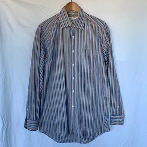 Balmain Paris Button Up Dress Shirt